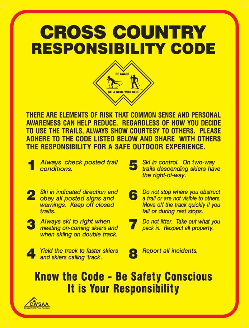 Responsibility Code